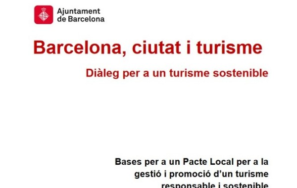 Barcelona, city and tourism