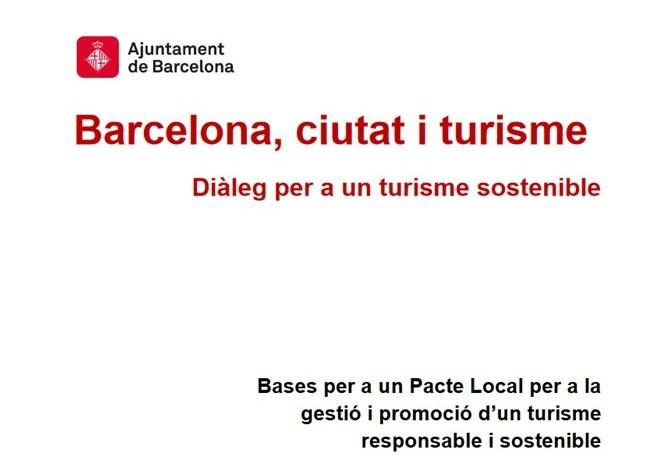 Barcelona, ciutat i turisme