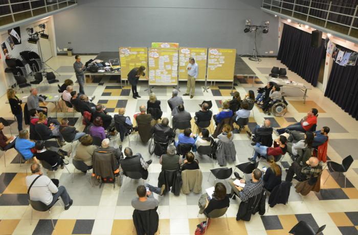 Defining the municipal strategy